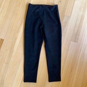 Banana Republic Devon faux suede pants szUS12 new